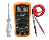 Voltage indicators and multimeters
