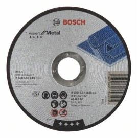 Abrasive cutting disc Bosch A46 S BF; 125x1,6 mm