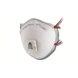 Safety mask with valve 3M 8833; FFP3
