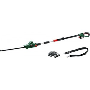 Telescopic hedge trimmer Bosch Universal Hedge Pole 18; 18 V; 1x2,5 Ah cordless; 43 cm length