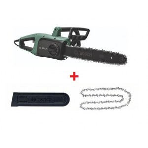 Chainsaw Bosch UniversalChain 40; 1,8 kW; 40 cm tape; electric + additional circuit
