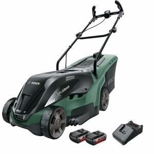 Lawn Mower Bosch UniversalRotak 36-560; 36 V; 2x2,0 Ah accu.