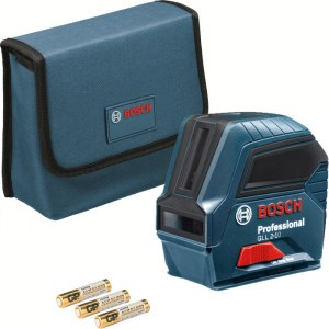 Cross line laser Level Bosch GLL 2-10