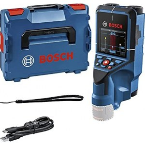 Detector for metal and wood Bosch D-tect 200 C; 12 V; (without battery and charger)
