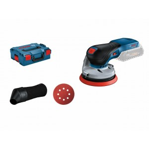 Orbital sander Bosch GEX 18V-125 L-Boxx; 18 V (without battery and charger)
