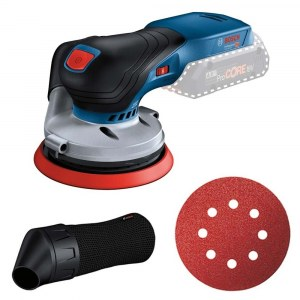 Orbital sander Bosch GEX 18V-125; 18 V (without battery and charger)