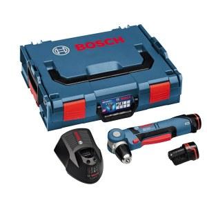 Screwdriver Bosch GWB 12V-10; 12 V; 2x2,0 Ah accu.