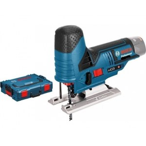 Jigsaw Bosch GST 12V-70 Solo L-Boxx (without battery and charger)