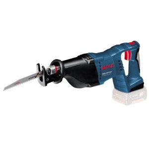 Reciprocating saw Bosch GSA 18 V-LI (without battery and charger)