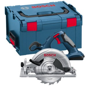 Cordless circular saw Bosch GKS 18 V-LI Solo (without battery and charger)