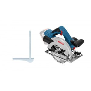 Cordless circular saw Bosch GKS 18V-57; 18V (without battery and charger)