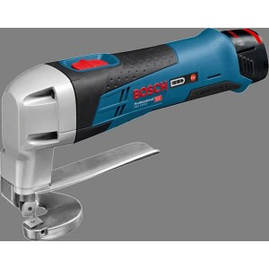 Cordless thin metal sheet shears Bosch GSC 12V-13 (without battery and charger)