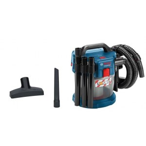 Cordless vacuum cleaner Bosch GAS 18V-10 L (without battery and charger)