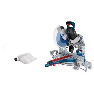 Compound mitre saw Bosch GCM 18V-305 GDC; 18 V (without battery and charger)