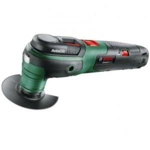 Multi-Tool Bosch Universal Multi 12; 12 V; 1x2,5 Ah accu.