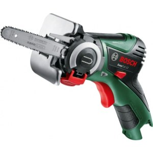 Chainsaw Bosch EasyCut 12; 12 V; 6,5 cm strip; (without battery and charger)