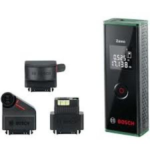 Laser rangefinder Bosch ZAMO III set
