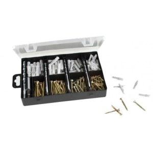 173 Piece Fixing Set Bosch 2607019511