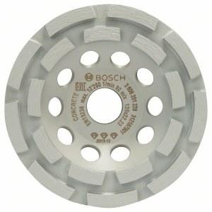 Diamond grinding disc Bosch; Best for concrete; Ø 125 mm