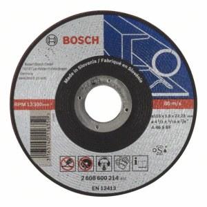 Abrasive cutting disc Bosch A46 S BF; 115x1,6 mm