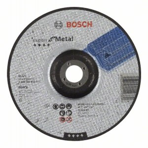 Abrasive cutting disc Bosch A30 S BF; 180x3 mm