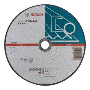 Abrasive cutting disc Bosch Rapido; 230x1,9 mm; 1 units