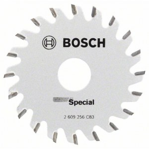 Sawing disc for wood Bosch Multi Precision; 65x1,6x15,0 mm; Z20
