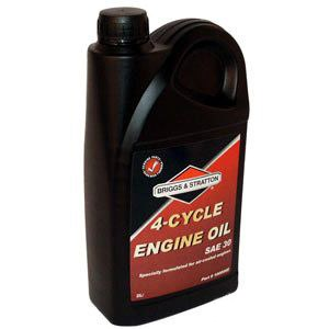 Oil Briggs&Stratton 4T; 2,0l for lawnmower and lawn tractor engines