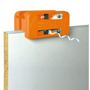 Manual double edge trimmer CMT DET-001