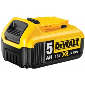 Battery DeWalt DCB184; 18 V; 5,0 Ah; Li-ion
