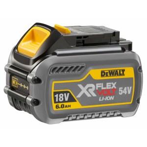 Battery DeWalt DCB 546; 18 V/54 V; 6,0 Ah; Li-ion