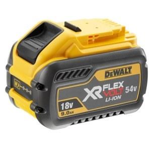 Battery DeWalt DCB547 FlexVolt; 18/54 V; 9,0 Ah; Li-ion