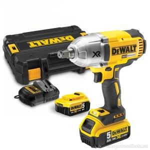 Impact wrench DeWalt DCF899P2; 18 V; 2x5,0 Ah accu.