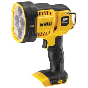 Flashlight DeWalt DCL043; 18 V (without battery and charger)