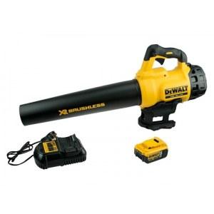 Leaf blower DeWalt DCM562P1; 18 V; 1x5,0 Ah accu.