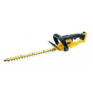 Hedge trimmer DeWalt DCM563PB; 18 V cordless; 55 cm length (without battery and charger)