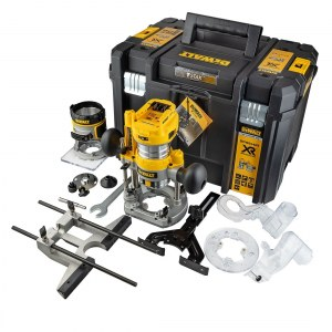 Router DeWalt DCW604NT-XJ; 18 V (without battery and charger)