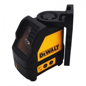 Cross line laser Level DeWalt DW088CG green