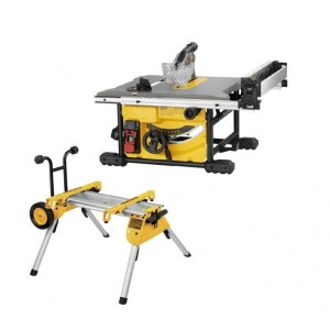 Table saw DeWalt DWE7485; 1850 W; 210 mm + workbench