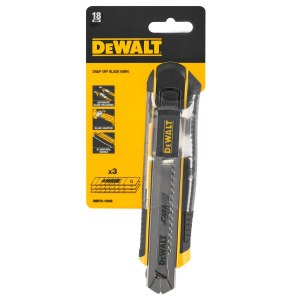 Knife with replaceble blades DeWalt DWHT0-10249; 109 mm