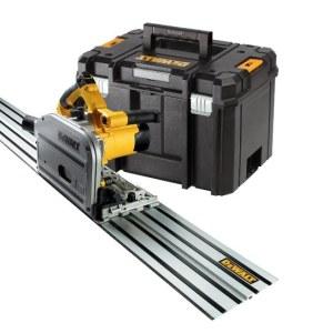 Plunge saw DeWalt DWS520KTR + Guide rail DeWalt DWS5022; 1,5 m