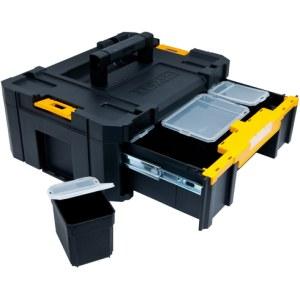 Box for tools DeWalt TSTAK III