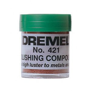 Polishing paste Dremel 421