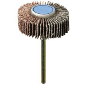Flapwheel sander Dremel 502; 28,6 mm; 3,2 mm; K 80; 1 units