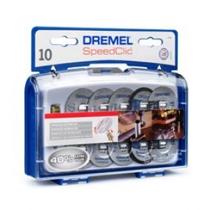 ''SpeedClic'' accessories set Dremel SC690