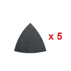 Sandpaper for delta sander Fein; P60; 5 units