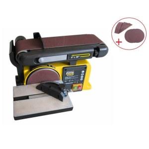 Belt-disc sander Femi job Line BD 31-462 + Accessories