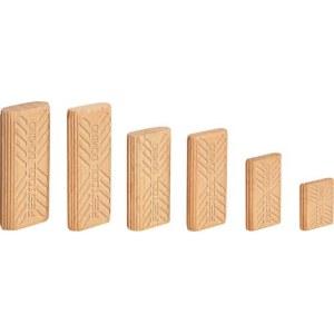 Wooden dowels biscuit Festool Domino; 8x40/130 BU SB blunt