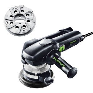 Concrete grinder Festool RG 80 E-Set DIA HD