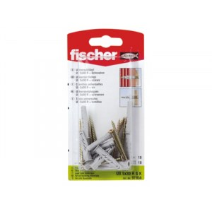Self screwing screw with pin Fischer UX R S; 5x30 mm; 10 units